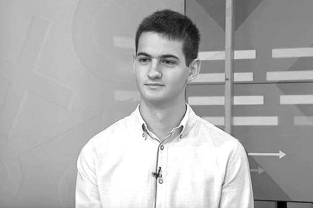 Oproštaj od Mihajla Sporića, mladog naučnika koji nije pobedio samo bolest