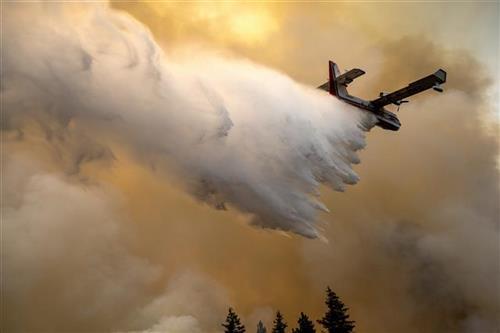 SAD: U 10 država besni 60 požara, najgore u Oregonu