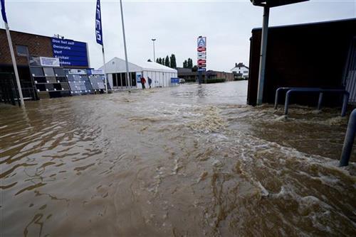 Broj žrtava katastrofalnih poplava u Evropi porastao na 150