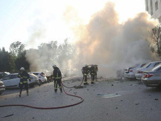 Serija eksplozija u turskoj fabrici vatrometa, dvoje mrtvih