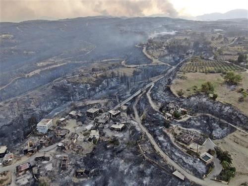 U požaru na jugu Turske stradale četiri osobe