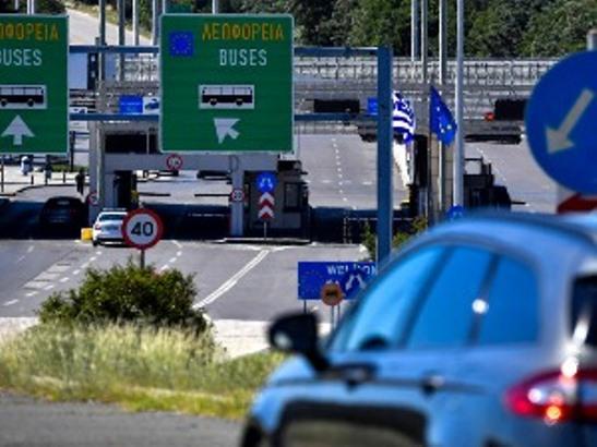 Građanima Srbije koji su se jutros našli na grčkoj granici omogućeno da uđu
