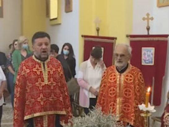 Novi Grad: Parastos za Srbe ubijene u