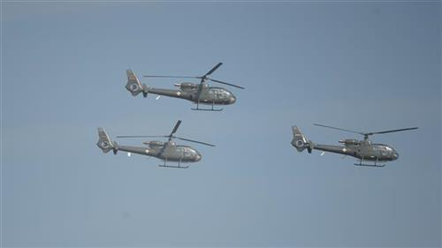 Libija: Dve osobe poginule u sudaru helikoptera
