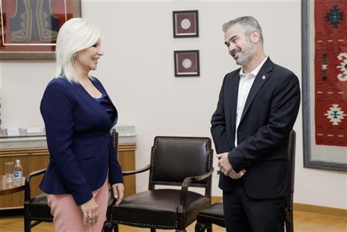 Mihajlović: Zelena agenda zajednički cilj Srbije i Izraela