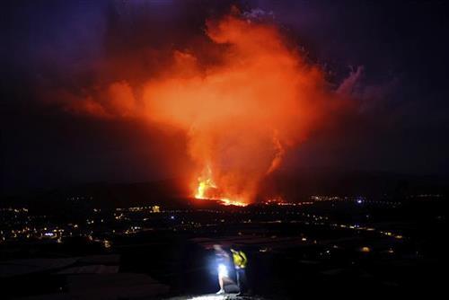 Vulkan na La Palmi ušao u eksplozivnu fazu