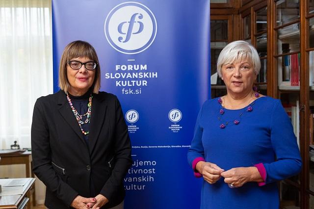 Gojković u Ljubljani u okviru predsedavanja Srbije Forumom slovenskih kultura