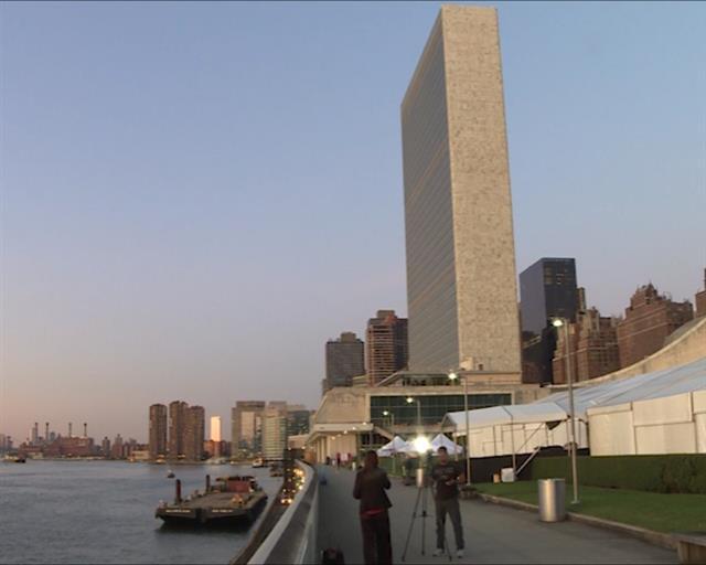 Paket sumnjivog izgleda nađen u blizini sedišta UN u Njujorku