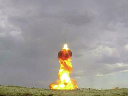 Rusi još jednom uspešno testirali novi balistički projektil