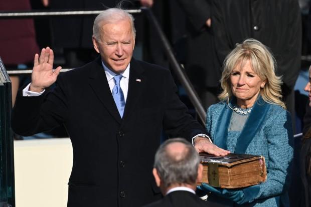 Džozef Bajden položio zakletvu za 46. predsednika SAD