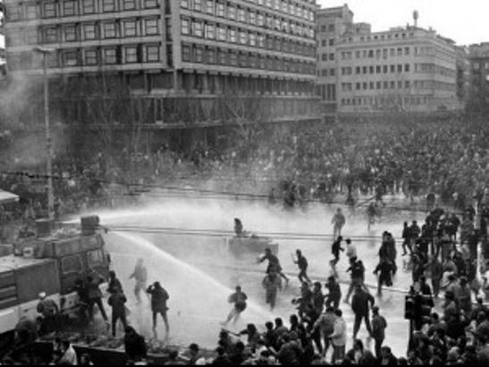 Tri decenije od prvih velikih demonstracija protiv vladavine Slobodana Miloševića