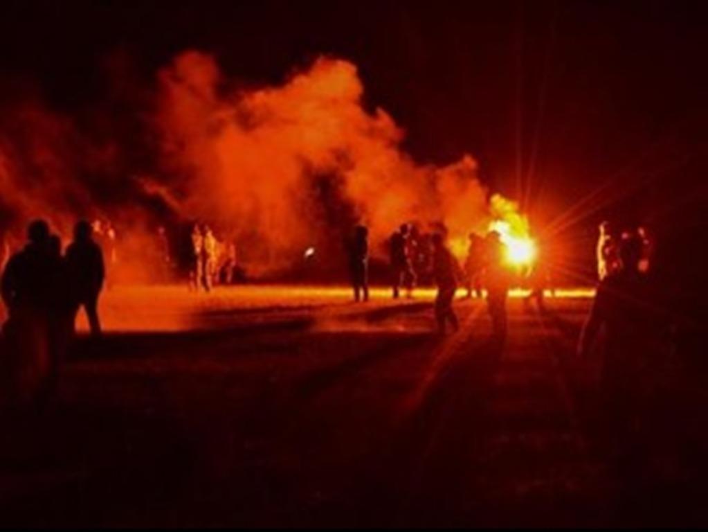 Sedam sati sukoba na ilegalnoj zabavi u Francuskoj