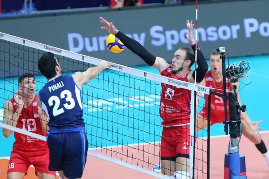 Srbija poražena u polufinalu EP