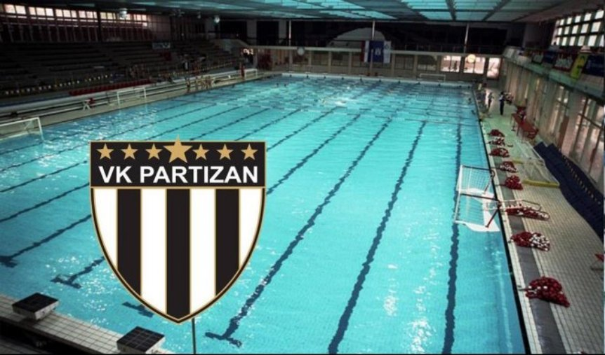 KK Partizan pomaže vaterpolistima