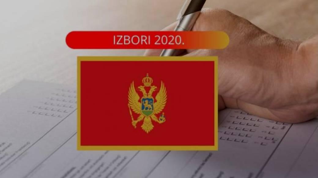 Izbori u Crnoj Gori: Zatvorena biračka mesta
