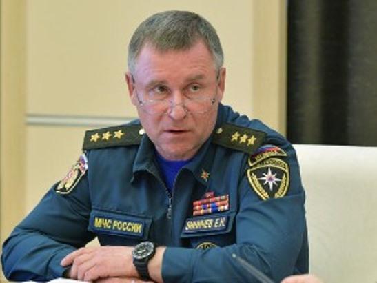 Ruski ministar za vanredne situacije poginuo tokom vežbe