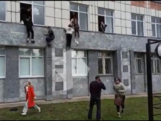 Pet osoba poginulo u pucnjavi na univerzitetu u Rusiji