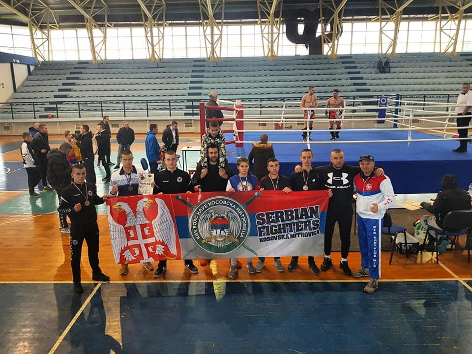 Spirić čestitao takmičarima Kik-boks kluba