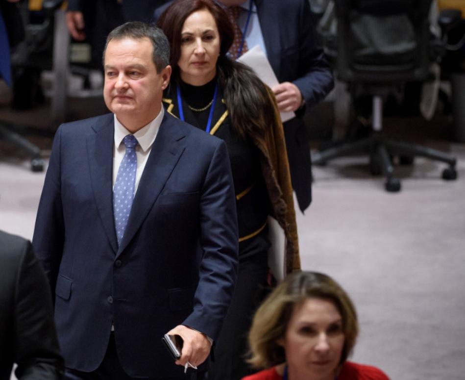 Dačić: Jedna od najpozitivnijih sednica SB UN za Srbiju