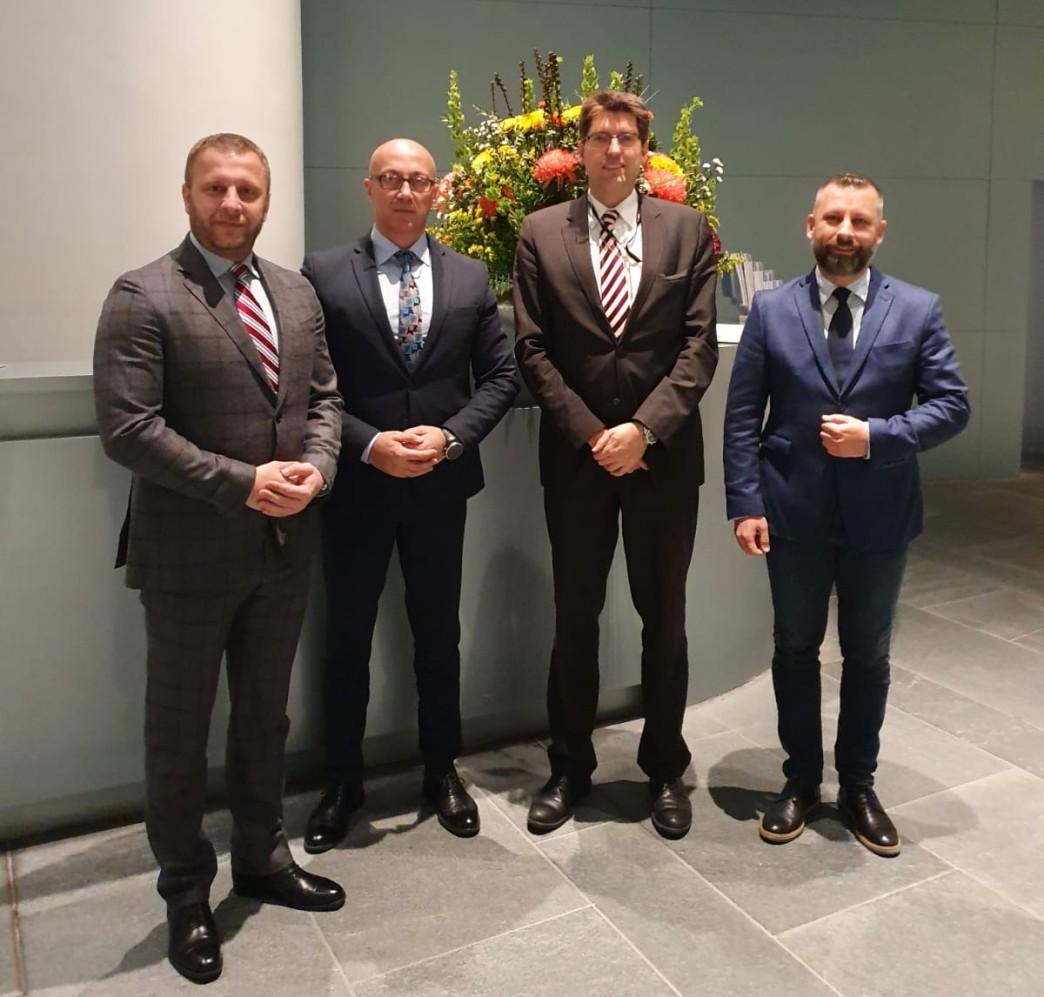 Delegacija Srpske liste završila posetu Berlinu