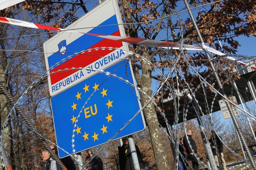 Slovenija: Državljanin Srbije osumnjičen da je krijumčario migrante