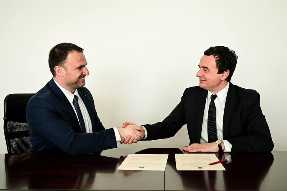 Kurti imenovao Ljuana Daljipija za šefa kabineta