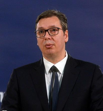 Vučić danas s predstavnicima izborne liste Albanaca o vladi
