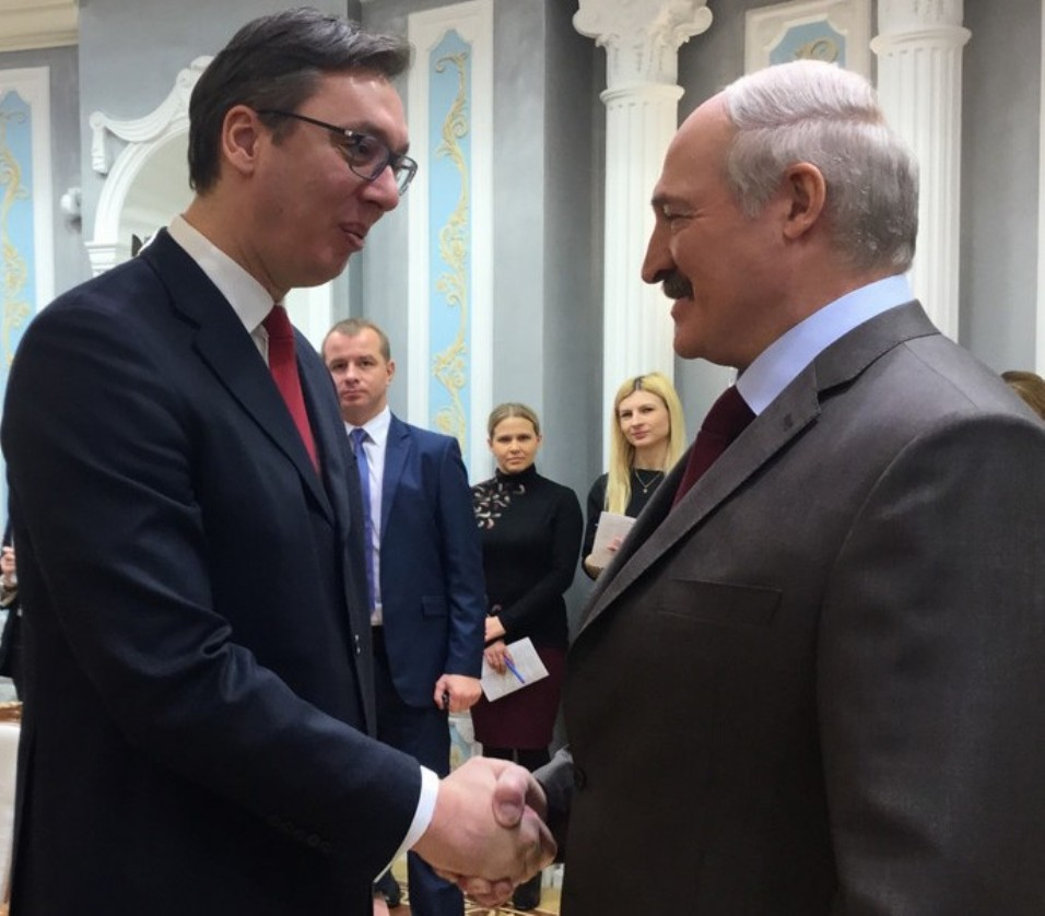 Predsednik Belorusije stiže u dvodnevnu posetu Srbiji
