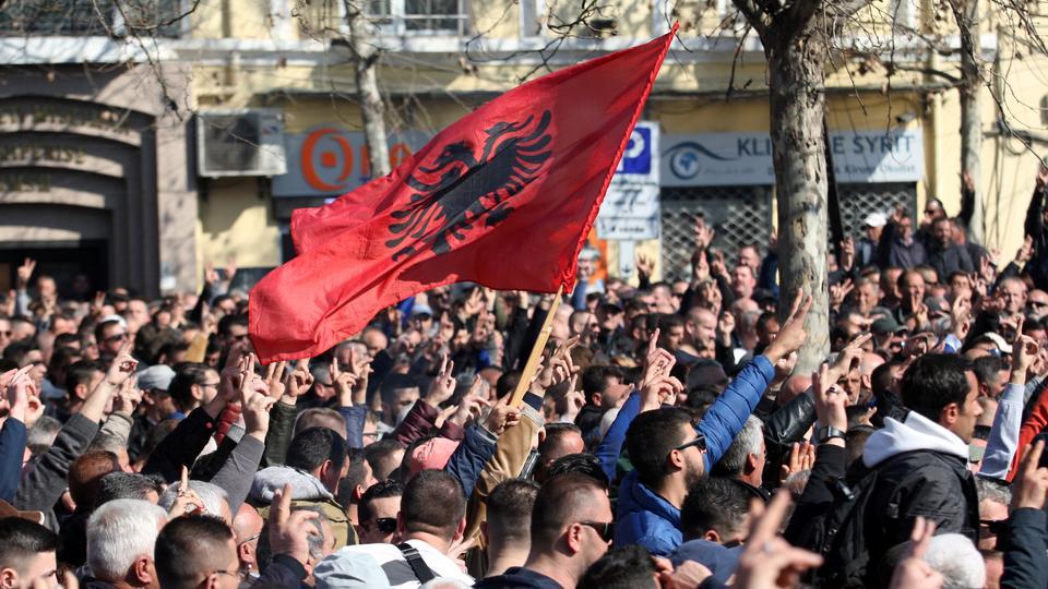 Albanska opozicija danas ponovo protestuje