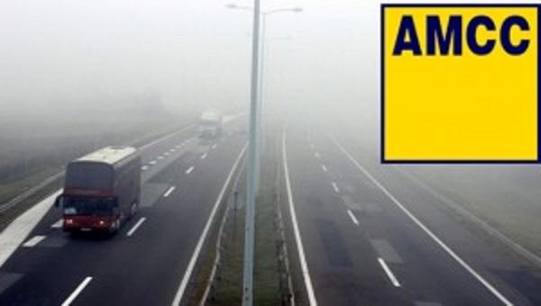 AMS S: Pojačan saobraćaj, oprez zbog sumaglice
