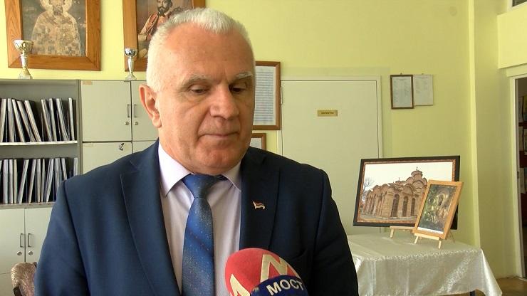 Zvečan: Arlov  sa direktorima osnovnih škola iz južne srpske pokrajine