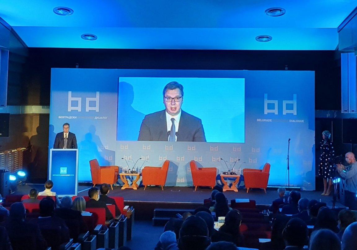 Vučić: Više se promenio svet za šest meseci nego u proteklih 30 godina