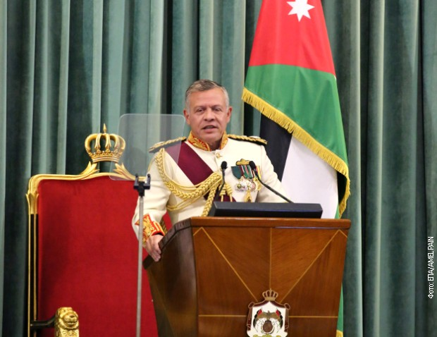 Kralj Jordana otkazao posetu Rumuniji, razljutila ga Dančila