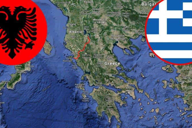 Albanska policija i FRONTEKS zajedno na granici GR i ALB