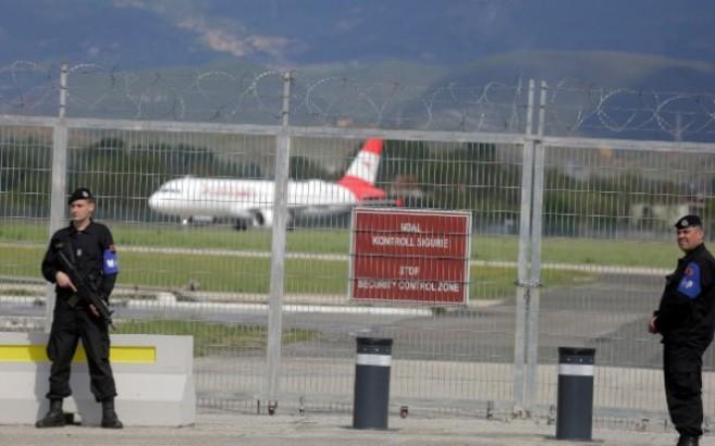 Hapšenja zbog pljačke na aerodromu u Tirani