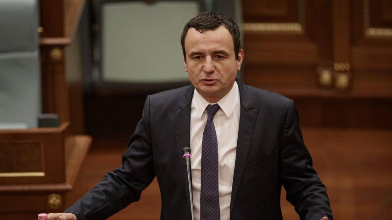 Kurti čestitao Rami izbor i pozvao ga da poseti Kosovo