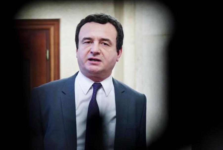 Kurti: Uvešćemo mere reciprociteta prema Srbiji