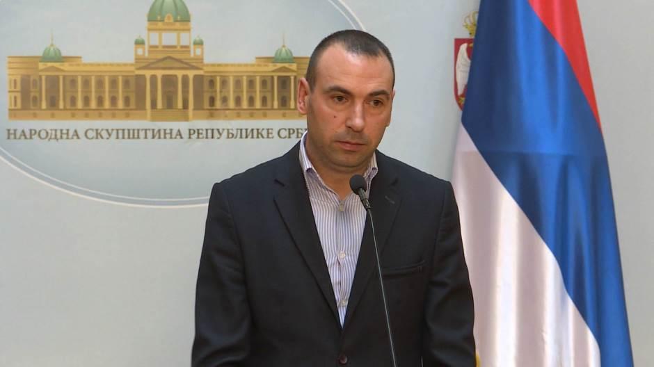 Marković: Za Novakovića zakon važi za građane,ne za opoziciju