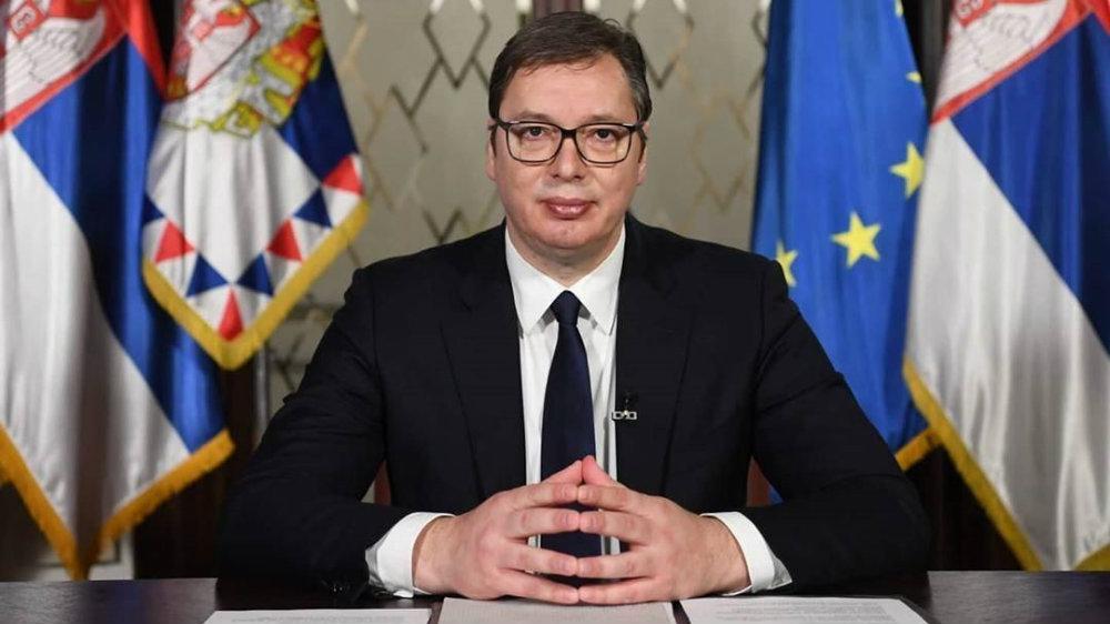 Vučić sutra sa Matejom Zakonjšekom