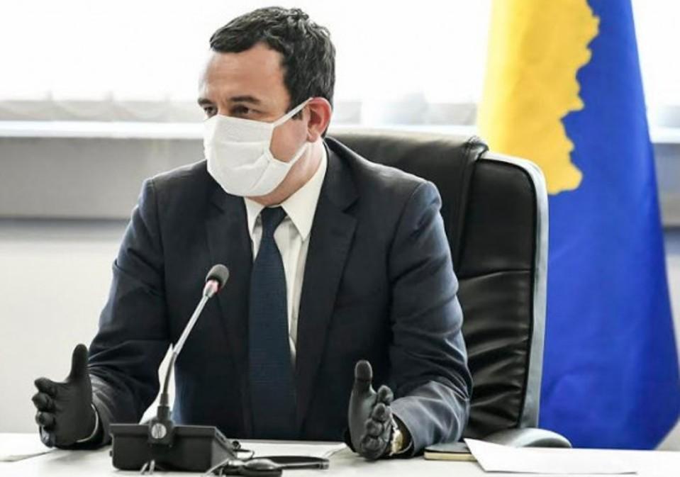 Kurti sa diplomatskim predstavnicima na Kosovu o merama tokom epidemije