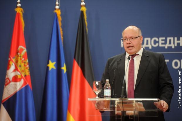 Altamajer: Dobra pozicija Srbije ka EU, nekoliko težih problema