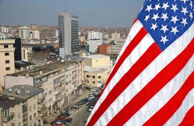 Upozorenje ambasade SAD u Prištini američkim državljanima