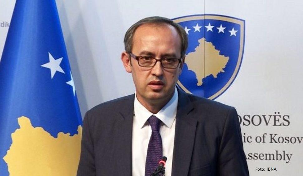 Hoti: Susret sa delegacijom Beograda samo zbog uzajamnog priznanja
