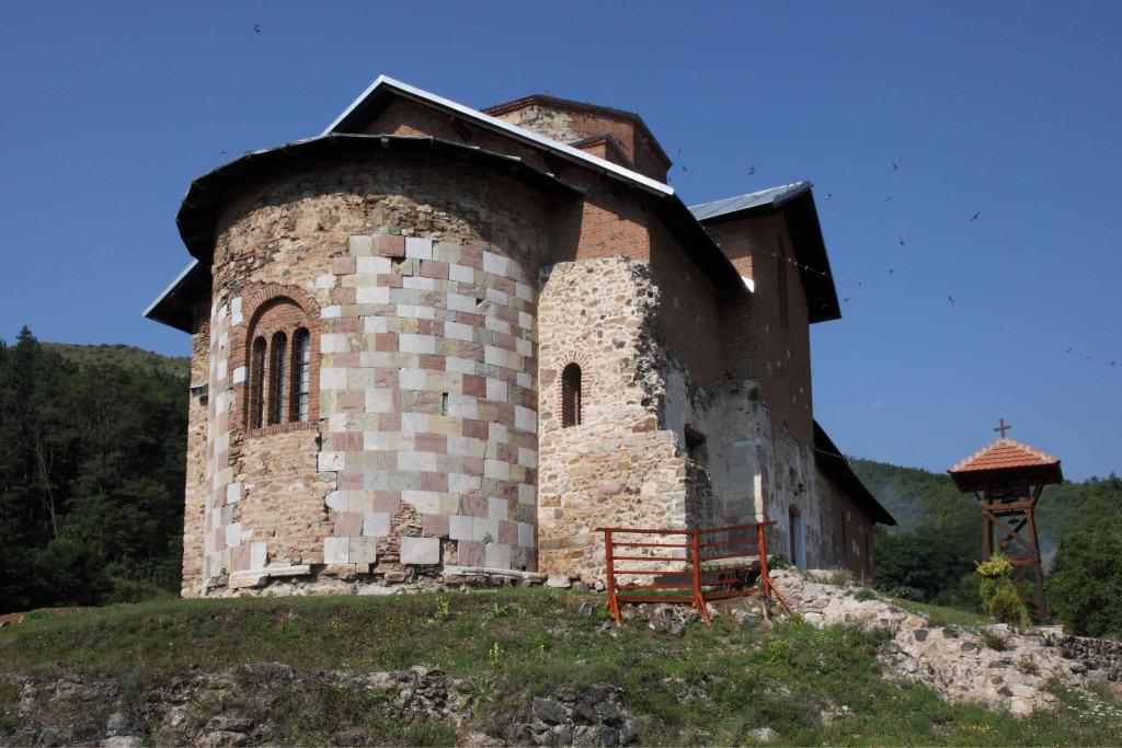 Manastir Banjska danas obeležava ktitorsku slavu