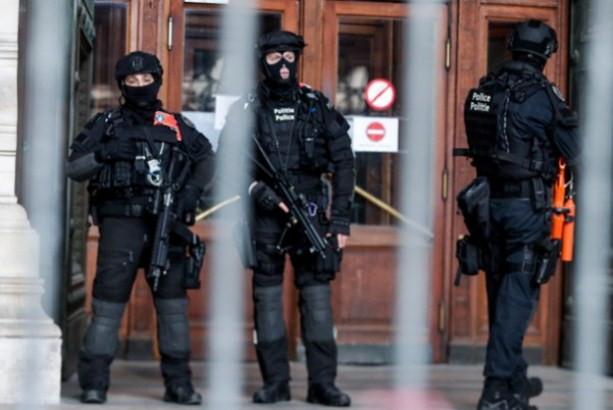 Sprečen napad na američku ambasadu u Briselu, uhapšen muškarac