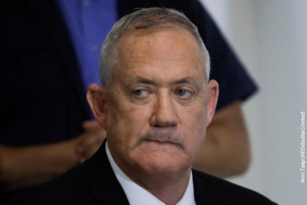 Ganc odbio Netanjahua