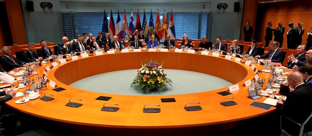 Berlin: Počeo sastanak o Zapadnom Balkanu