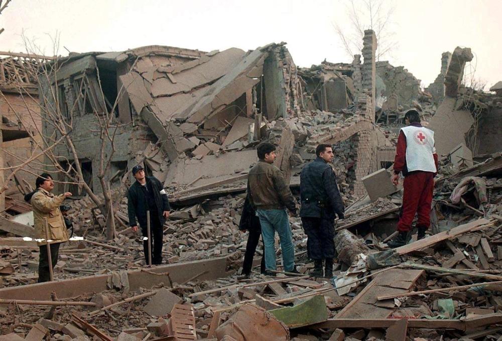Popisuju se žrtve NATO bombardovanja