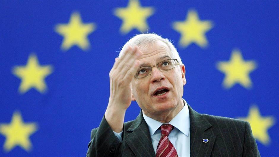 Borel: Idem na Kosovo kad se formiraju institucije, predstavljam EU
