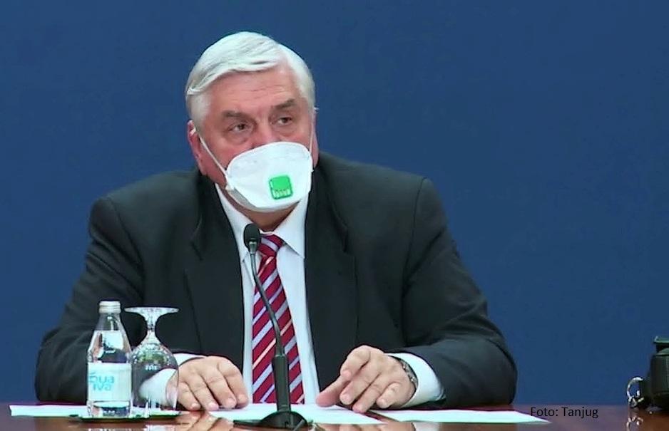 Tiodorović: Procena - prisutno oko 30 odsto britanskoj soja